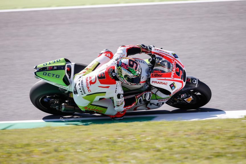 Danilo Petrucci, Octo Pramac Racing, Mugello FP2