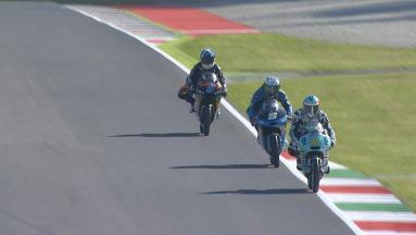#ItalianGP Moto3™ Free Practice 1