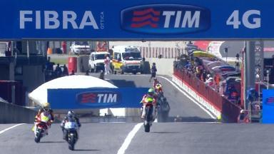 #ItalianGP: Moto2™ Free Practice 1
