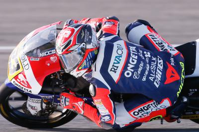 Antonelli quickest in Moto3™ FP2