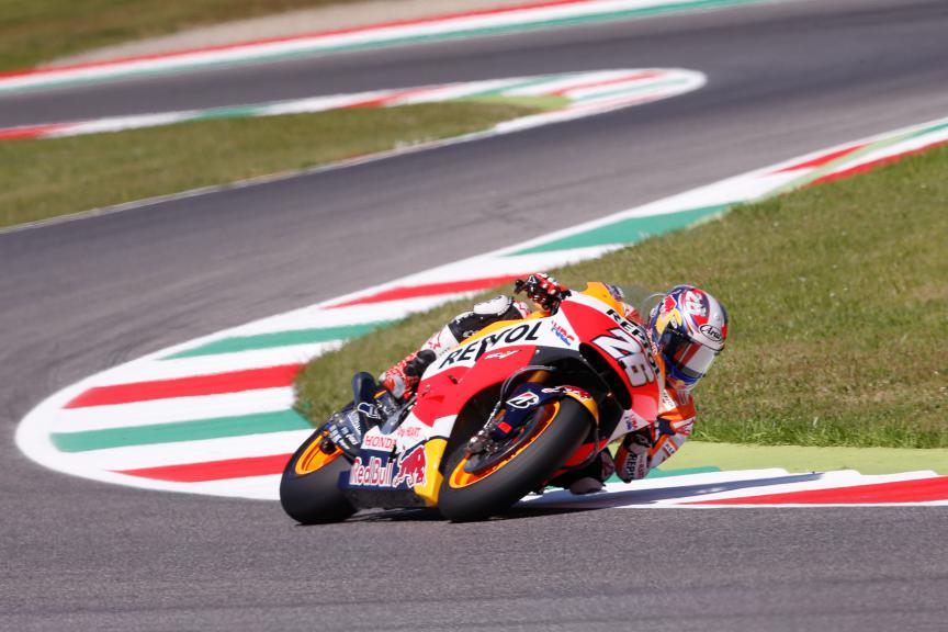 Dani Pedrosa, Repsol Honda Team, Mugello FP2