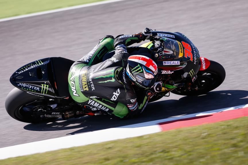 Bradley Smith, Monster Yamaha Tech 3, Mugello FP2