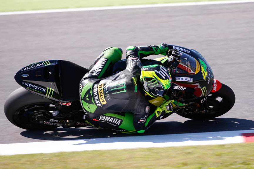 Pol Espargaro, Monster Yamaha Tech 3, Mugello FP2