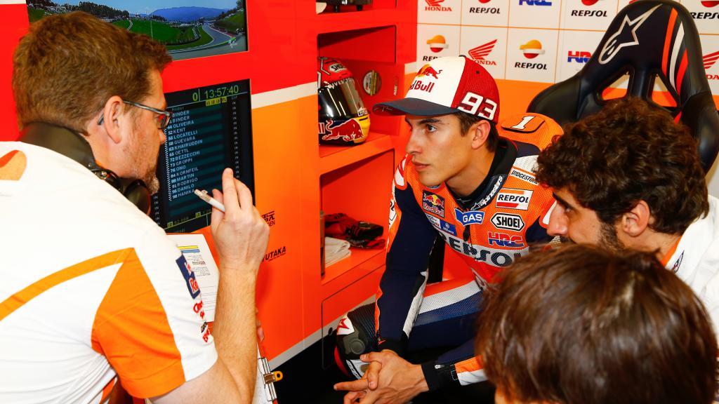 Marc Marquez, Repsol Honda Team, Mugello FP2