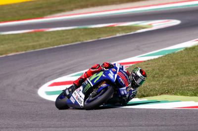 Lorenzo: 'No estoy completamente satisfecho'
