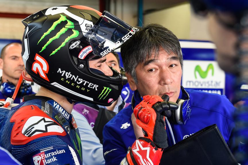 Jorge Lorenzo, Movistar Yamaha MotoGP, Mugello FP2