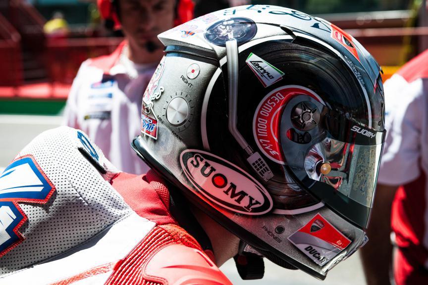 Andrea Dovizioso, Ducati Team, Mugello FP2 © 2015 Scott Jones, PHOTO.GP