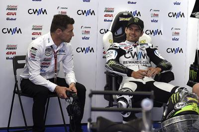 "Crutchlow: ""We definitely need to improve"""
