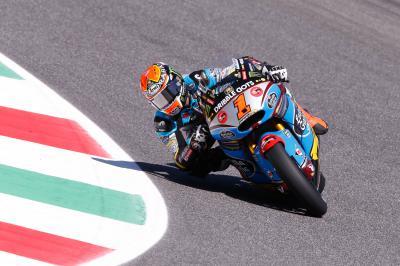 FP3 Moto2™: Rabat zementiert Führung