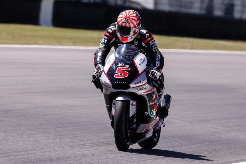 Johann Zarco, Ajo Motorsport, Mugello FP3