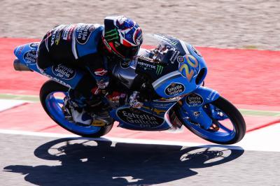 Quartararo : « Nous pourrons être compétitifs en course »