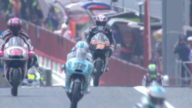 Clasificatoria de Moto3™ del #ItalianGP