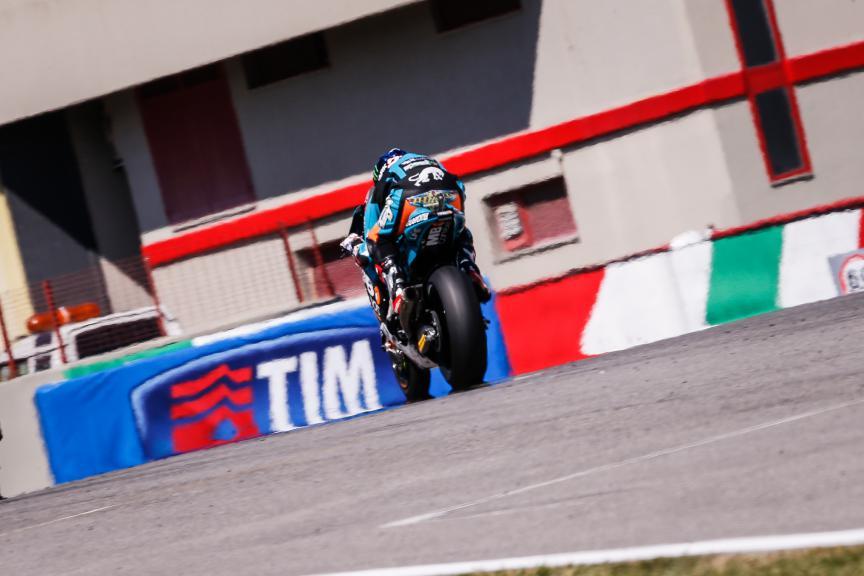 Sam Lowes, Speed Up Racing, QAT FP2
