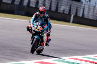 Lowes takes second Moto2™ pole of the season