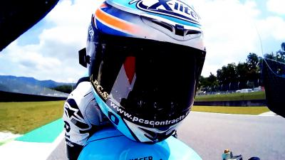 Free Video: Watch Kent storm to pole in Moto3™