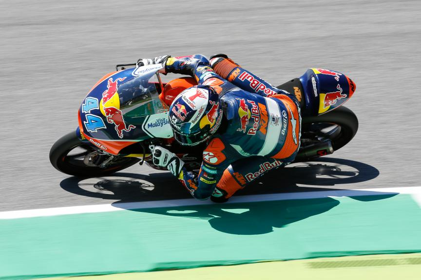 Miguel Oliveira, Red Bull KTM Ajo, Mugello QP