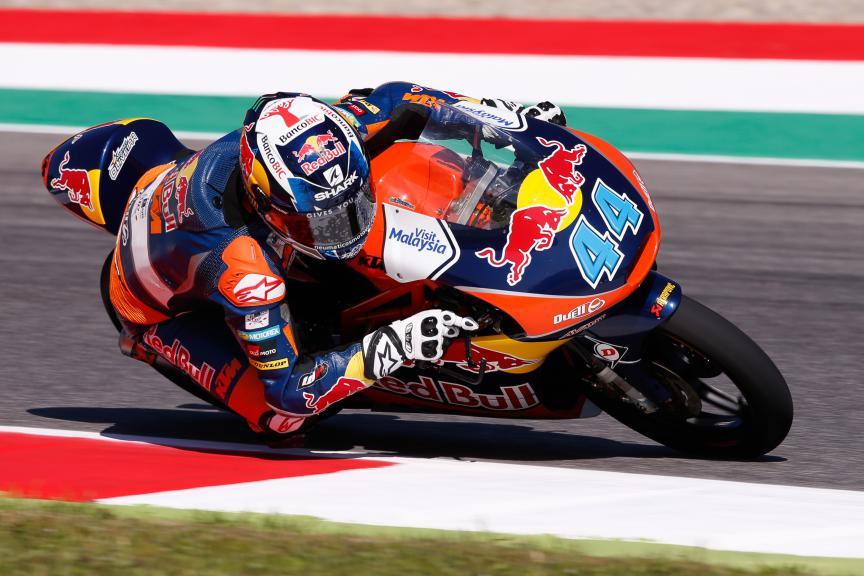 Miguel Oliveira, Red Bull KTM AJo, Mugello FP3