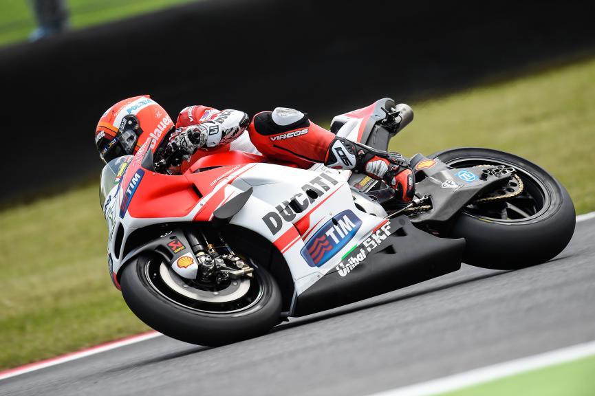 Michele Pirro, Ducati Team, Mugello FP4