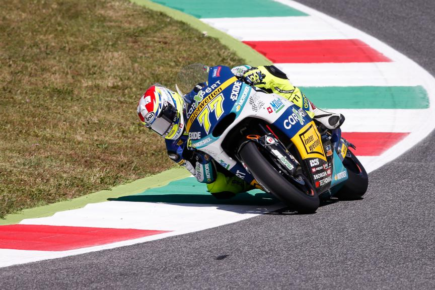 Dominique Aegerter, Technomag Racing Interwetten, Mugello QP