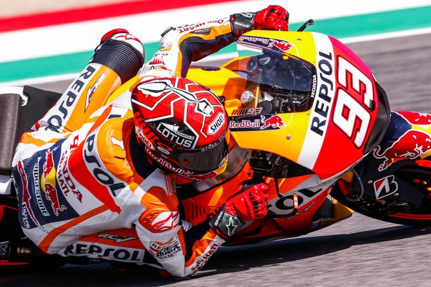 Marc Marquez, Repsol Honda Team, Mugello FP3
