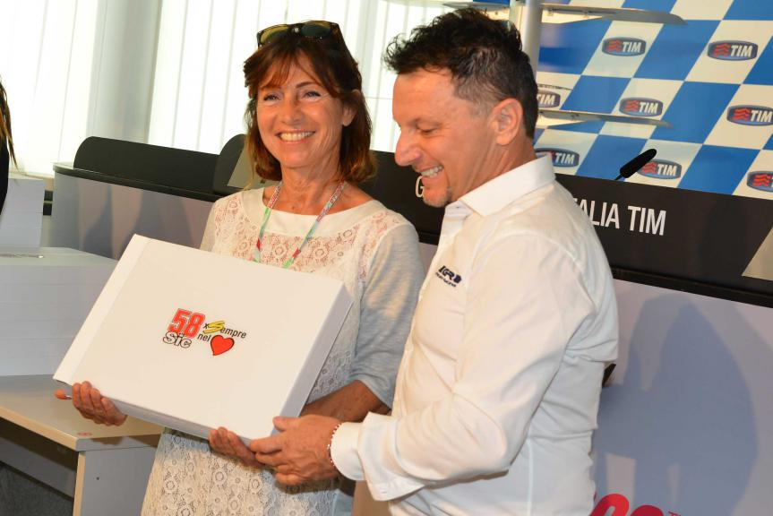 Special Limited Edition Simoncelli book presentation