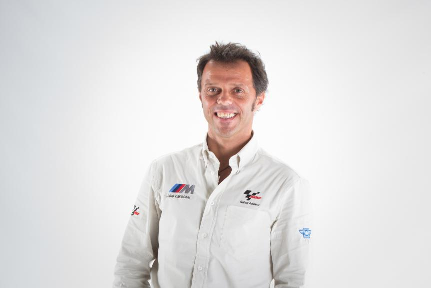 Dorna Safety Advisor Loris Capirossi