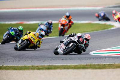 A guide to the #ItalianGP Moto2™ race