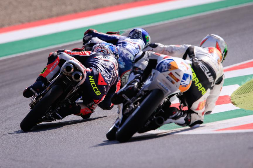 Moto3 Action Mugello