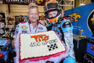 Tito Rabat, 150 GP Start, EG 0,0 Marc VDS