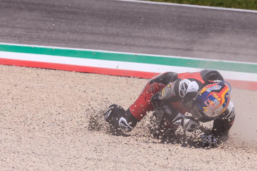 Moto2 Mugello Race