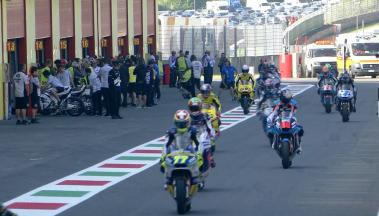 Grand Prix TIM d'Italie : Warm Up Moto2™