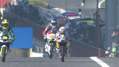 Grand Prix TIM d'Italie : Warm Up Moto3™