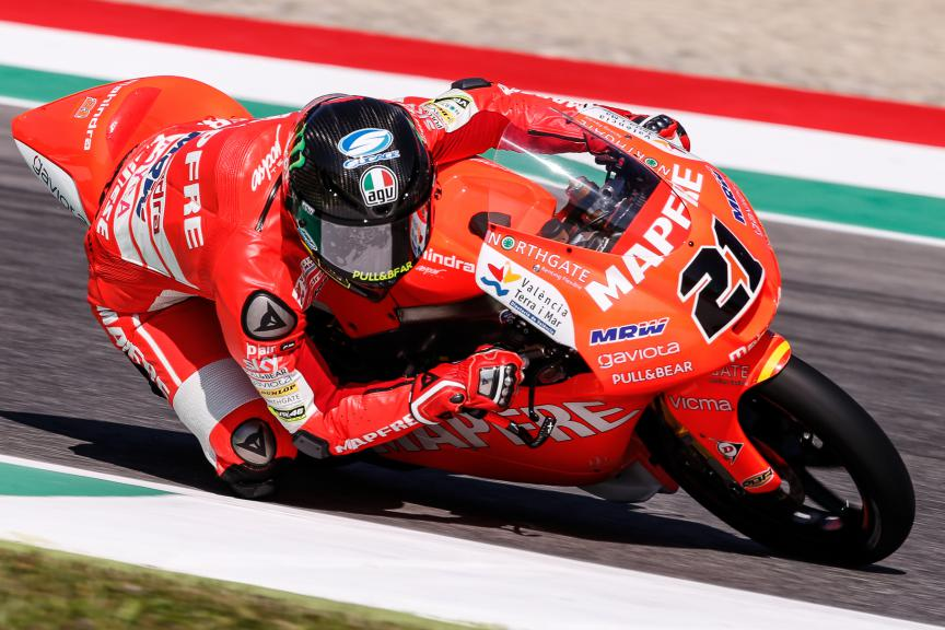 Francesco Bagnaia, MAPFRE Team MAHINDRA, Mugello RACE