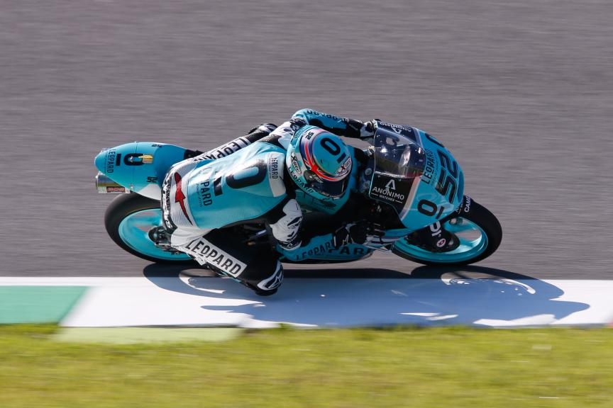 Danny Kent, Leopard Racing, Mugello WUP