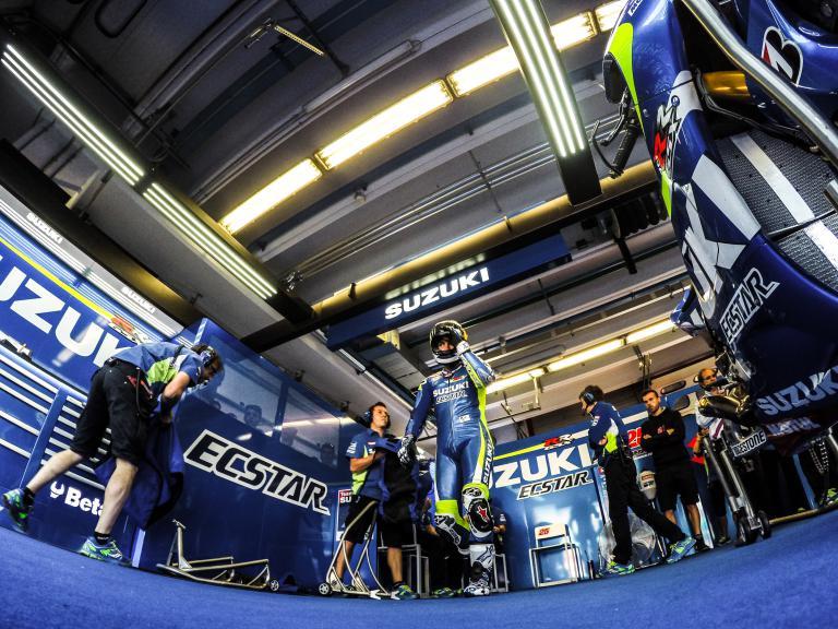 Maverick Viñales, Team Suzuki MotoGP, Mugello WUP