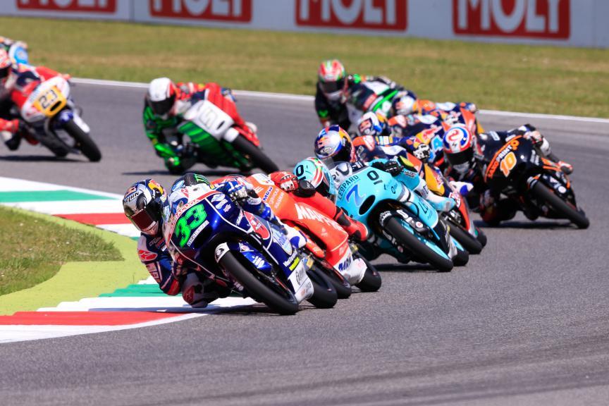 Moto3 Mugello Race