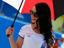 Paddock Girls Gran Premio d'Italia TIM
