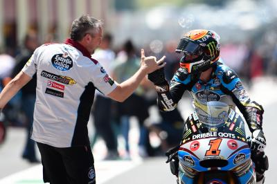 "Rabat: ""I am very happy to finally get a win this season"""