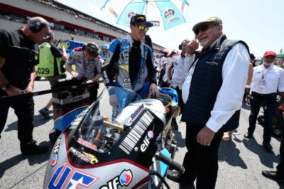 """Redding: """"I couldn't get the rear tyre to work"""""""