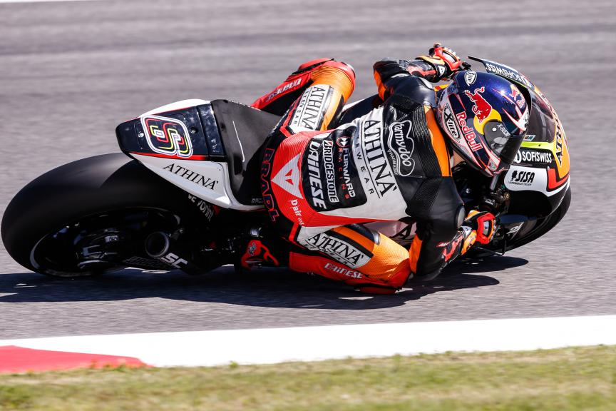 Stefan Bradl, Forward Racing, Mugello Race