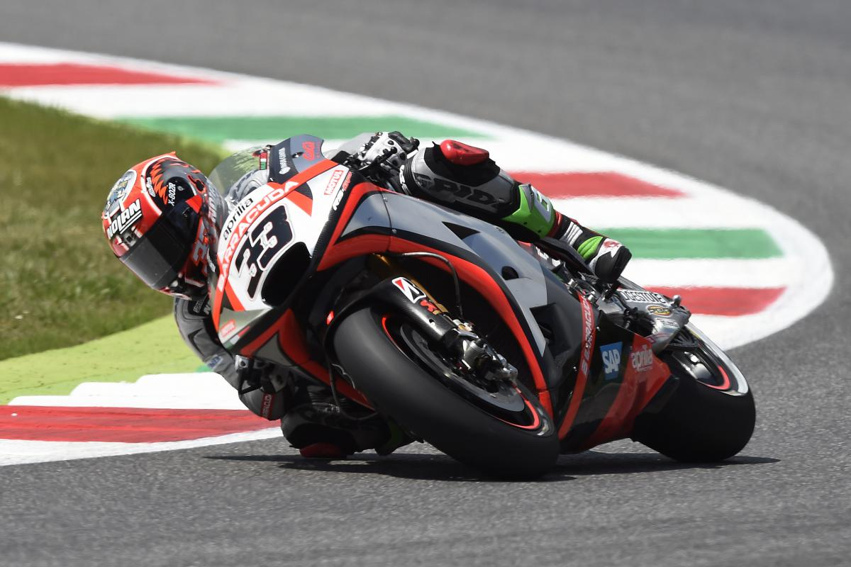 """Melandri: """"I need some chassis changes that can help me"""""""