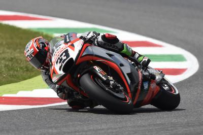 "Melandri: ""I need some chassis changes that can help me"""