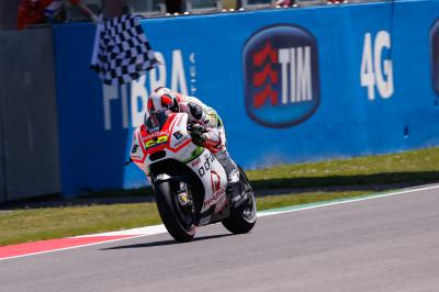 """Hernandez: """"It a was very difficult race"""""""
