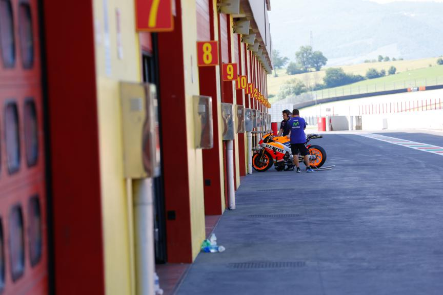 Michelin Mugello Test
