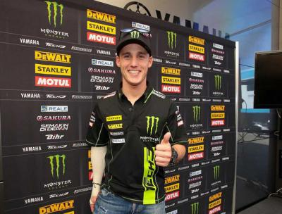 """Espargaro: """"I suffered a lot with the changes of direction"""""""