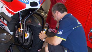 Le Mugello accueille une journée de test pour Michelin