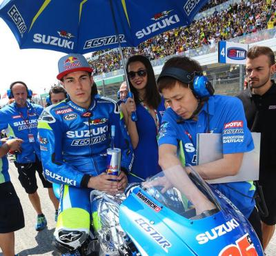 "Viñales: ""We have found a much better set-up"""