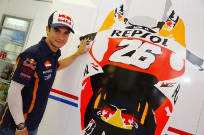 Pedrosa Blog: Confidence gained