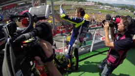 At the Gran Premio d'Italia TIM we celebrate the passion & commitment of the Italian fans, filmed exclusively on GoPro™ cameras.