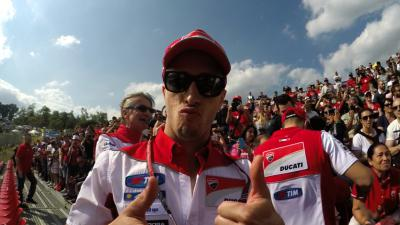 GoPro™ nos bastidores do #ItalianGP